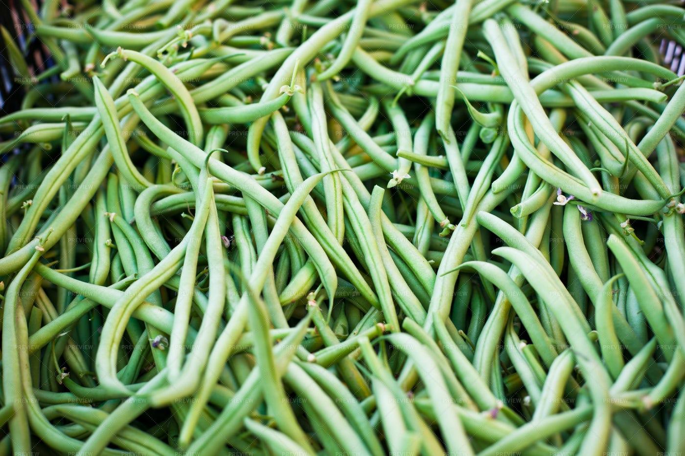 Green Beans: Stock Photos