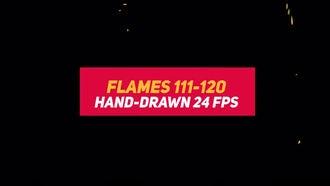 Liquid Elements 2 Flames 111-120: Stock Motion Graphics