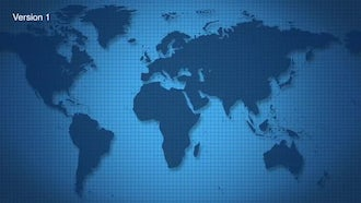 Earth Map Background Pack : Motion Graphics
