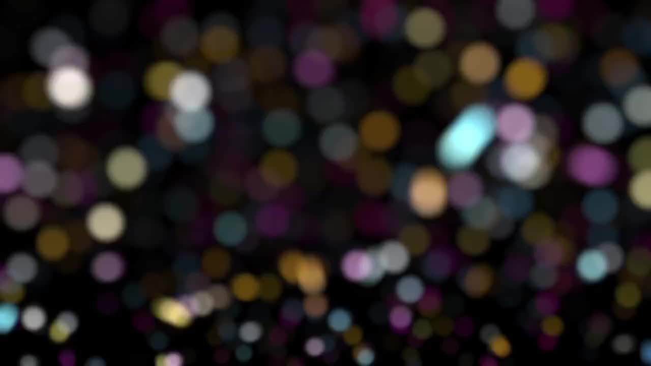 Sparkling Bokeh Overlay Pack - Motion Graphics 79090 - Free download