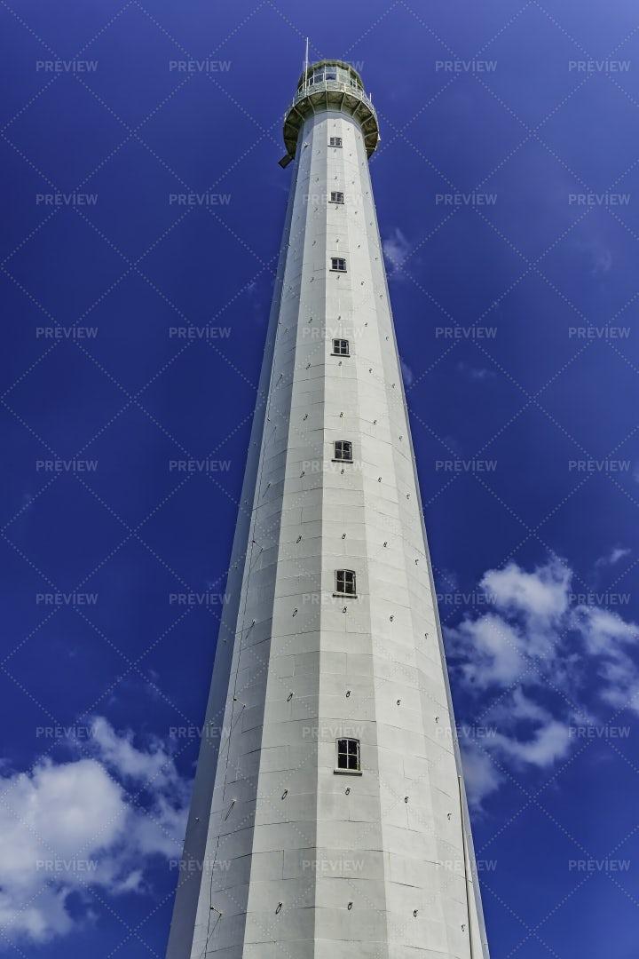 White Lighthouse: Stock Photos