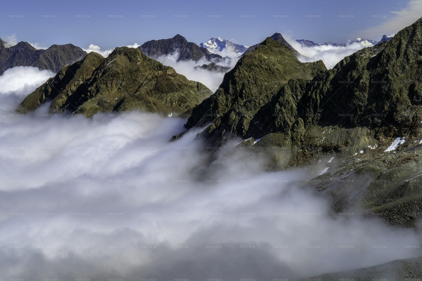 Mountain Peaks: Stock Photos