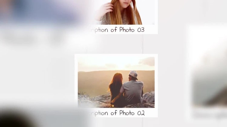 Photo Gallery: Premiere Pro Templates