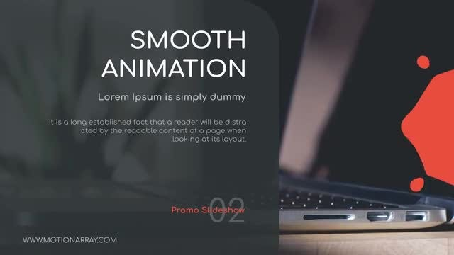 Promo Slideshow: After Effects Templates