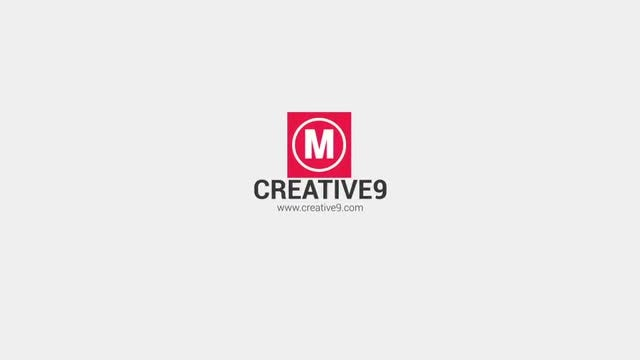 Modern Shape Logo Intro: After Effects Templates