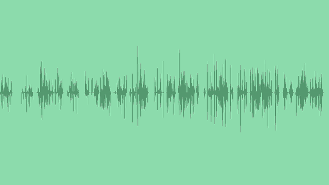 Digital Text Glitch Type - Sound Effects | Motion Array