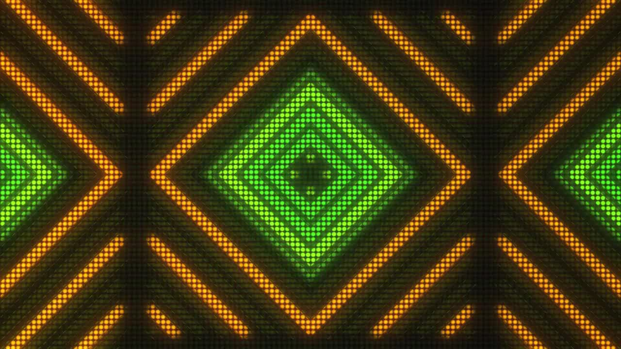 Disco LED Screen VJ Background - Motion Graphics 79403 - Free download