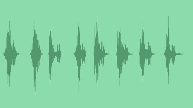 Metallic Whoosh Swoosh: Sound Effects