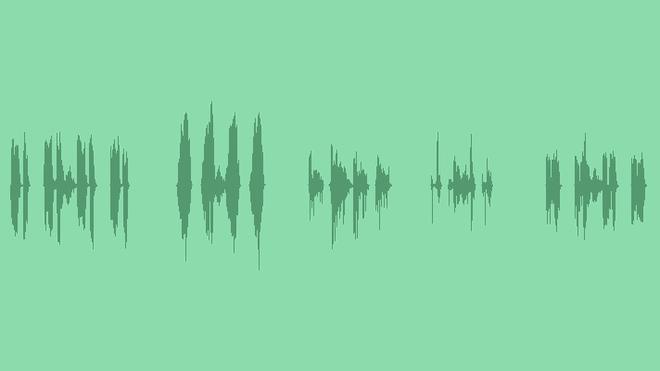 Intruder Alerts For Games: Sound Effects