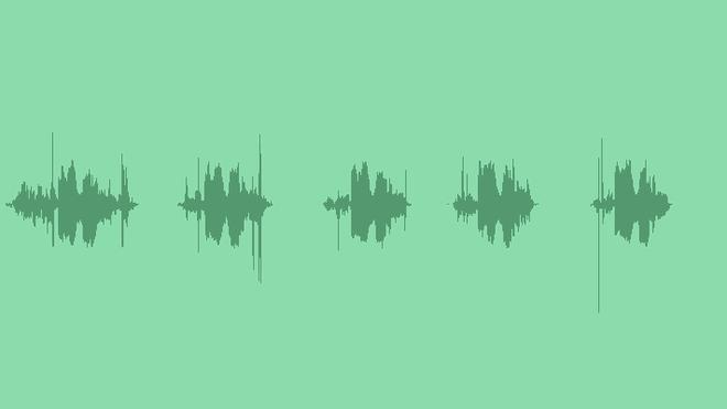 Biting an Apple: Sound Effects