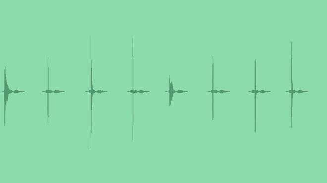 Jump Cartoon Game Pack: Sound Effects