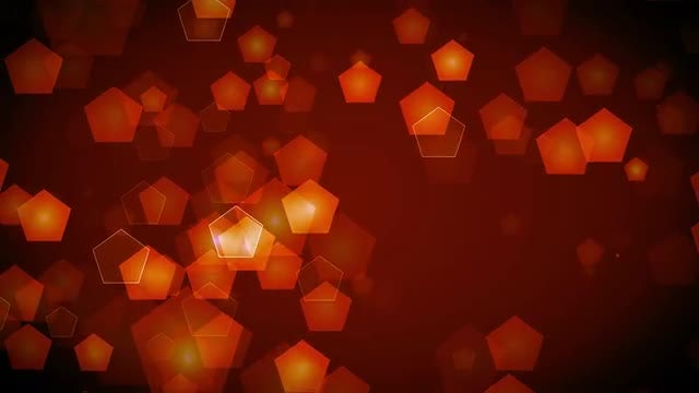 Pentagon Play Background: Stock Motion Graphics