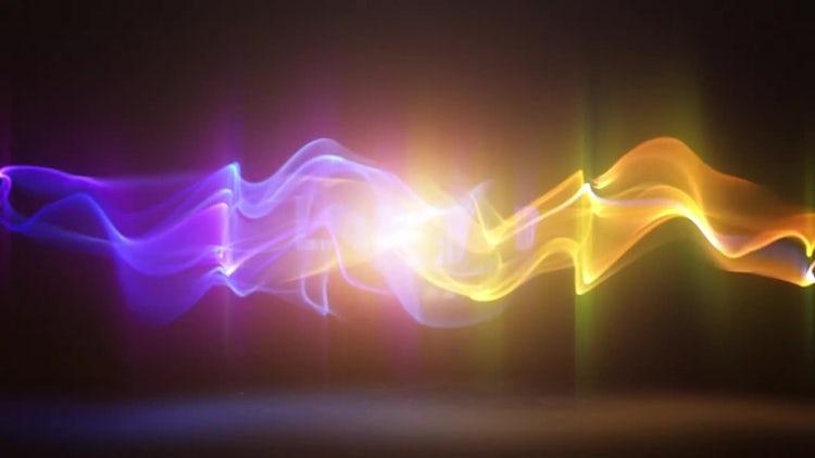 Light Flow Logo: After Effects Templates