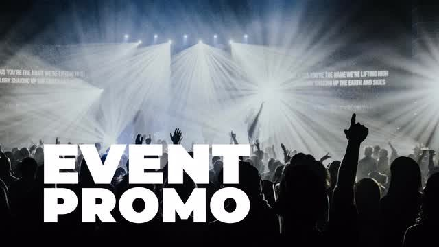 Event Promo 4K: After Effects Templates
