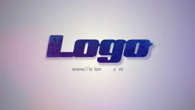 Stroke Logo Reveal: After Effects Templates