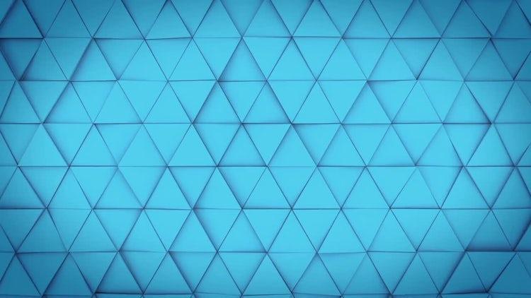 Geometric Subtle Background: Stock Motion Graphics