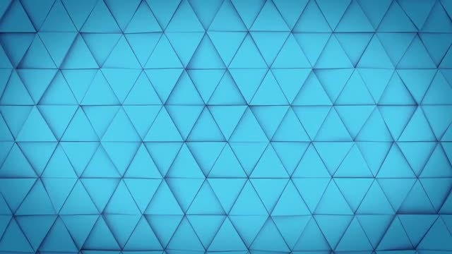 Geometric Subtle Background: Stock Motion Graphics