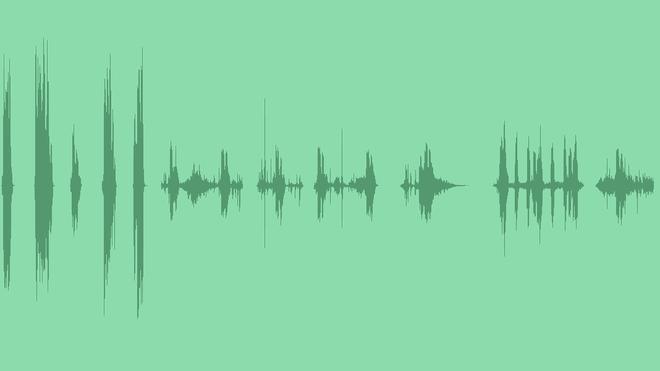 Quick Air Release Mechanism SFX: Sound Effects