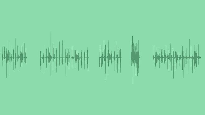 Tambourine Jingle Stick: Sound Effects