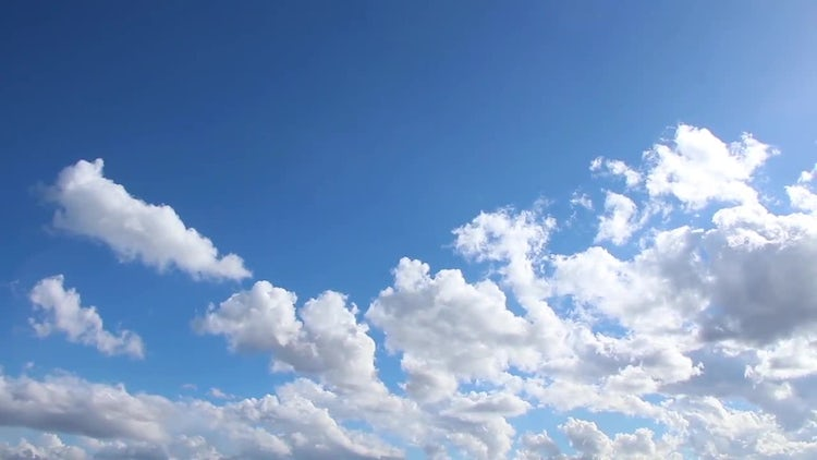 Time Lapse Of Cirrus Clouds: Stock Video