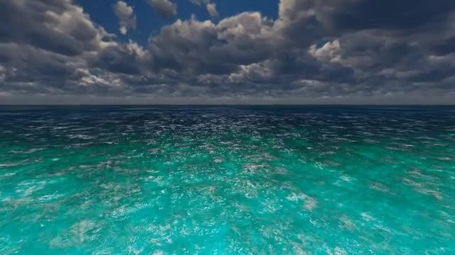 The Ocean: Stock Motion Graphics