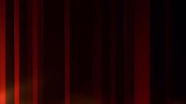 Red Vertical Bars: Stock Motion Graphics