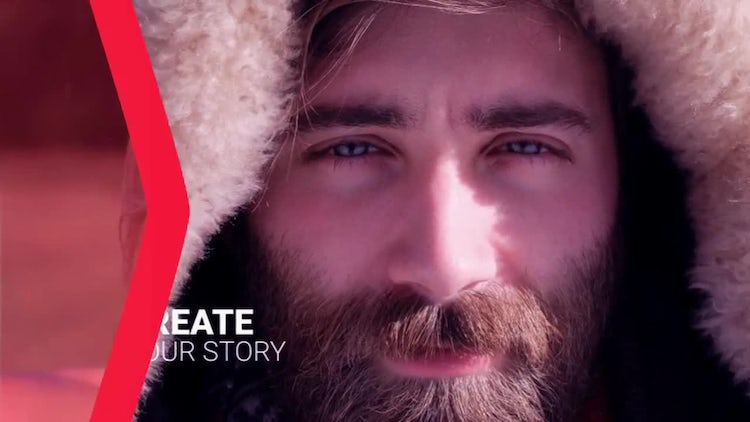 Motivation Slideshow: After Effects Templates