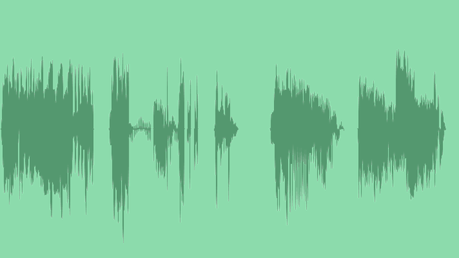 Modern Glitch Components: Sound Effects