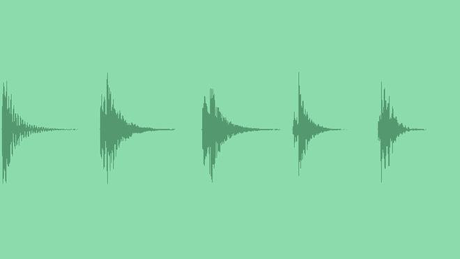 Soft Calm Wurlitzer Notifiers: Sound Effects