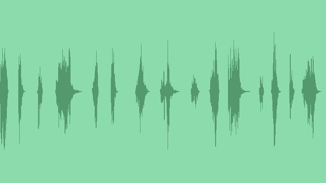 Futuristic Sci-Fi Transitions: Sound Effects