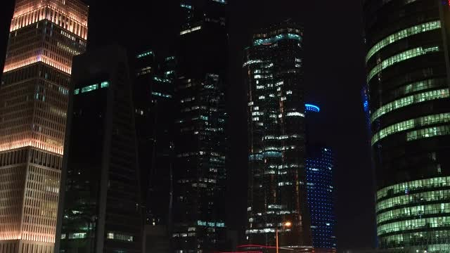 Time Lapse Of City Life: Stock Video