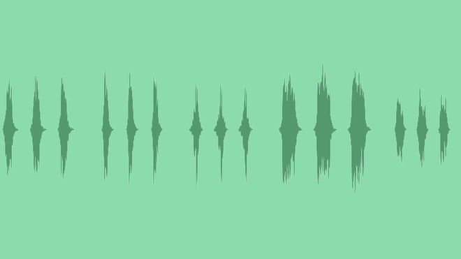 Extraterrestrial Scanning: Sound Effects