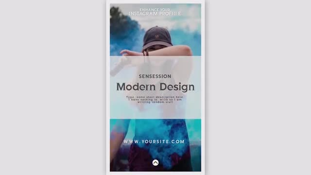 Instagram Stories V.2: Premiere Pro Templates