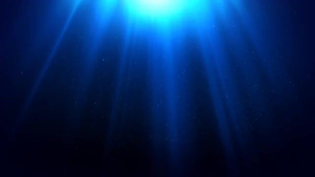Underwater Magic Background: Stock Motion Graphics