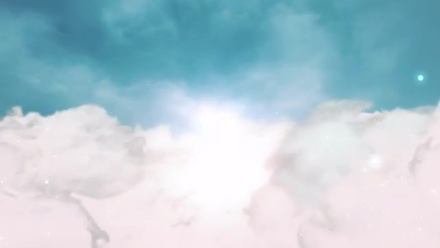 White Heaven Background: Stock Motion Graphics