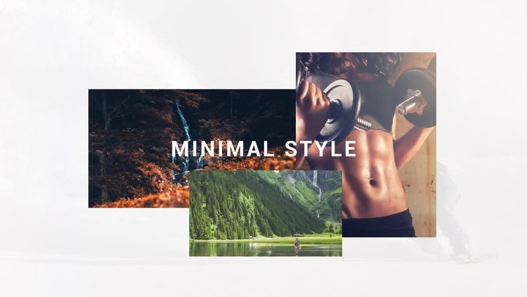 Photo Slides: After Effects Templates
