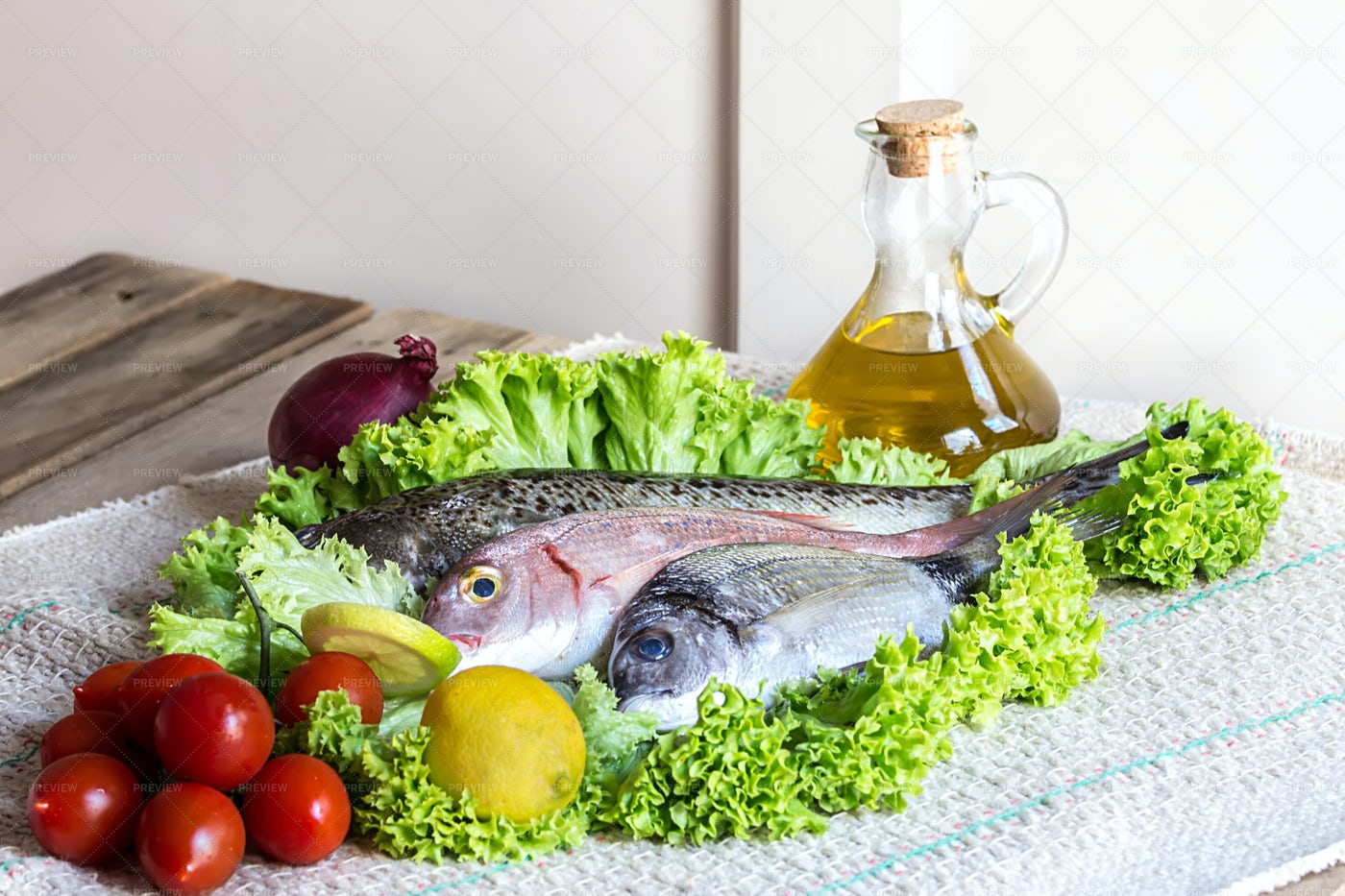 See Bass And Sea Bream: Stock Photos