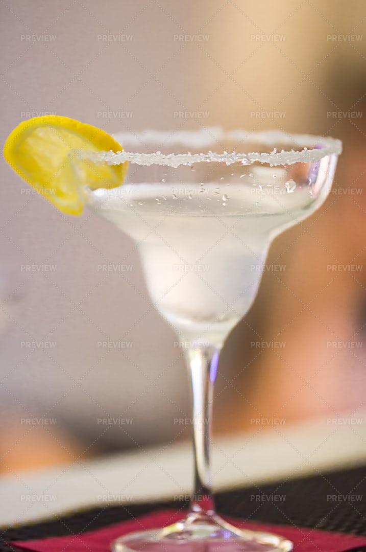 Margarita Alcohol Cocktail: Stock Photos