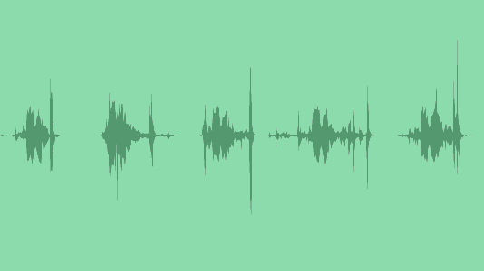 Sliding Window: Sound Effects