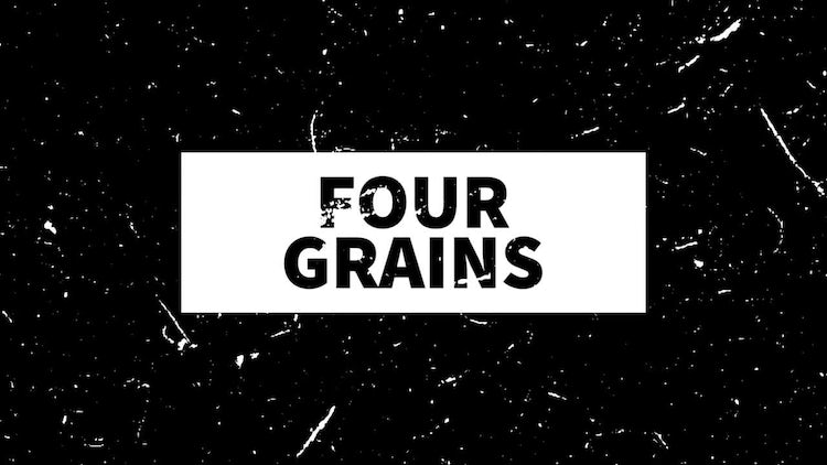 Grunge Grain Overlay Pack: Stock Motion Graphics