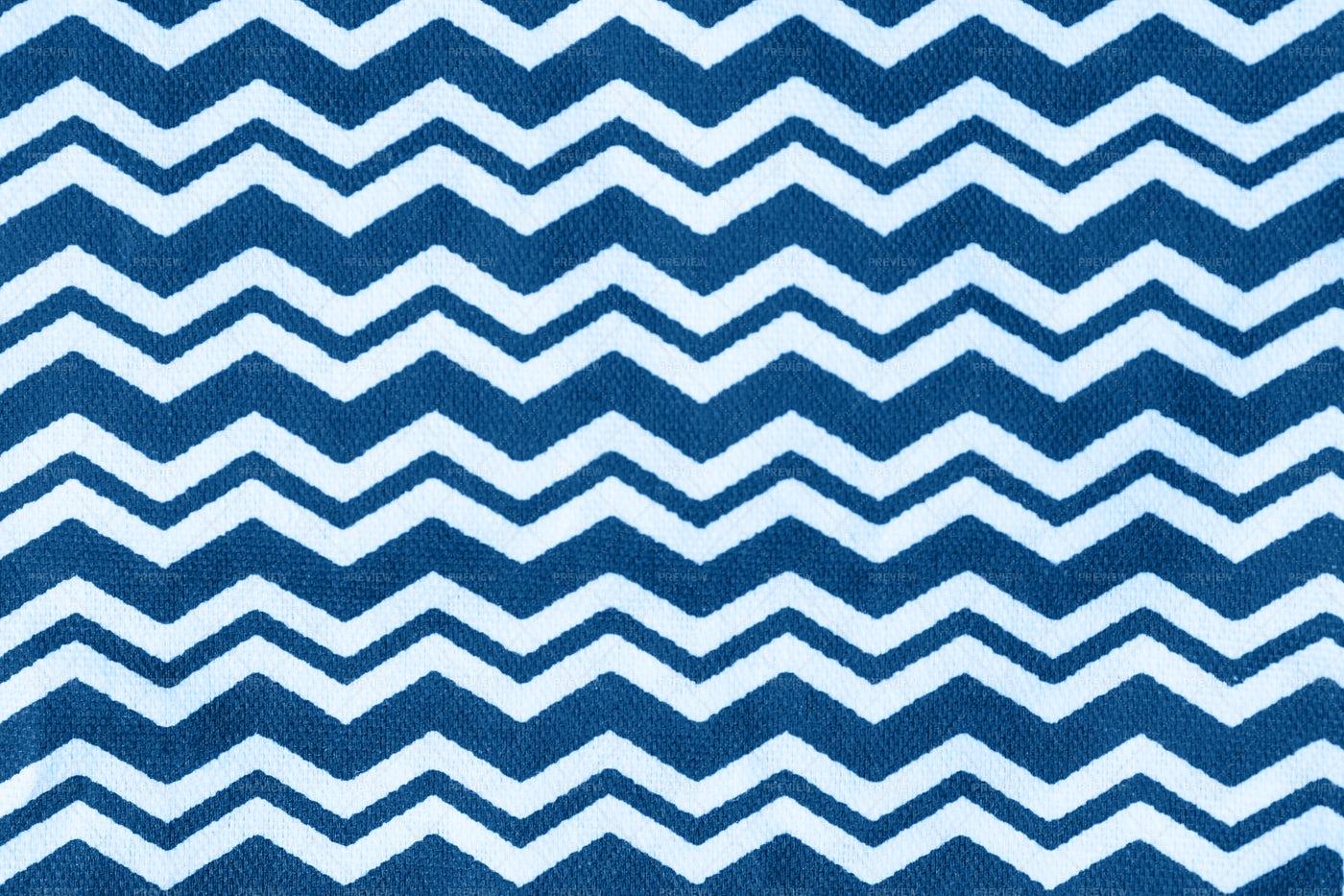 Blue Geometric Wave Background: Stock Photos