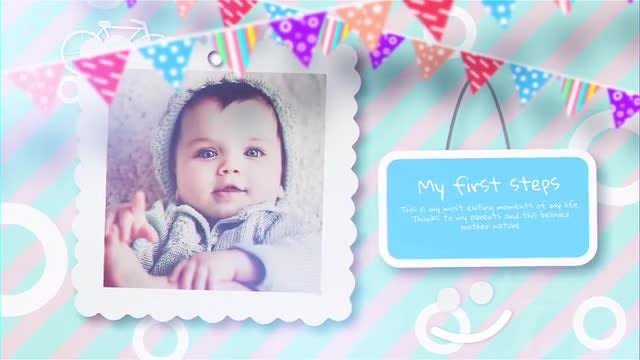 Childhood Memory: After Effects Templates