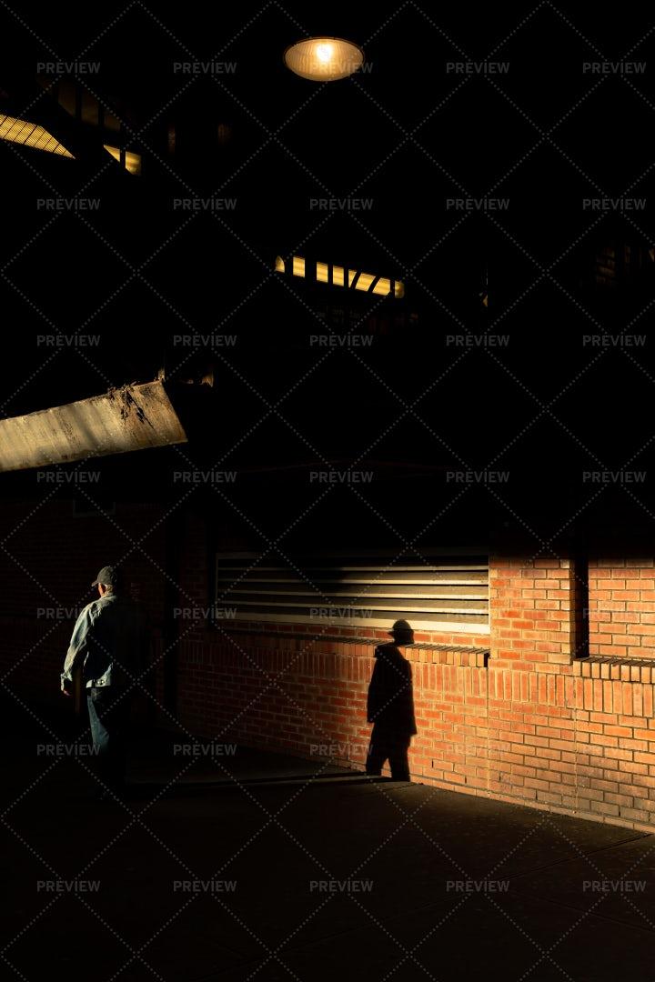 Man On The Street: Stock Photos