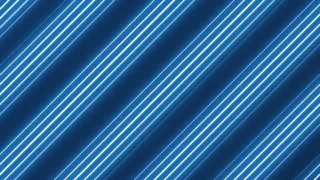 Blue Diagonals VJ Light Background: Stock Motion Graphics