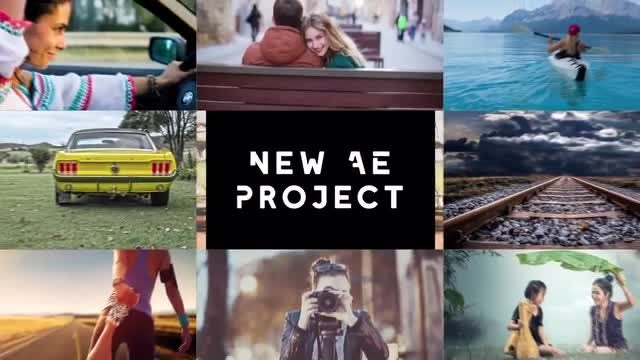 Mega Slideshow: After Effects Templates