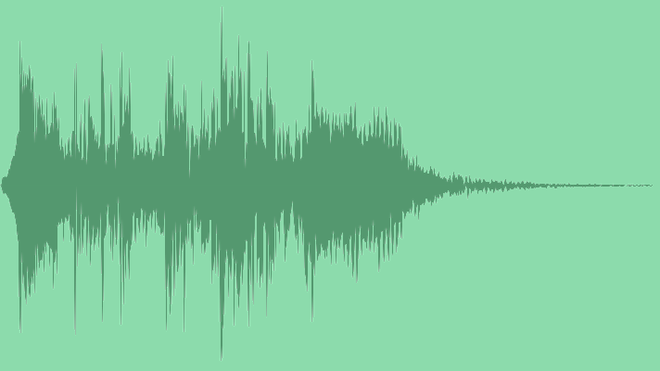 Glitch Shapes Logo: Royalty Free Music