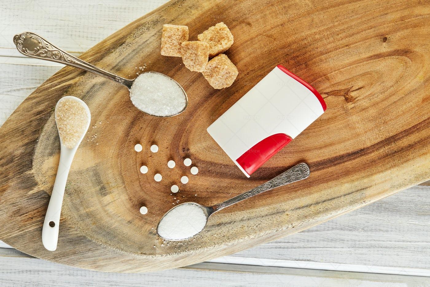 Sugar Substitute: Stock Photos