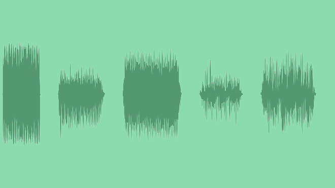 Frequencies Oscillate Fx: Sound Effects
