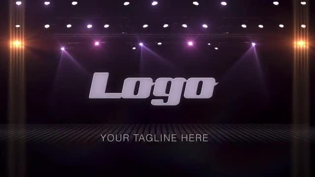 Stage Logo: After Effects Templates