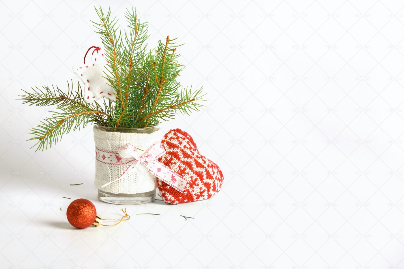 Christmas Home Decor: Stock Photos
